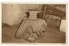 Scotland - Gretna Green, The Original Anvil - Vintage Photochrom Postcard