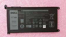 NEW Genuine DELL Inspiron Battery WDX0R 42Wh 15 5567 5568 13 5368 7368 7569 7579