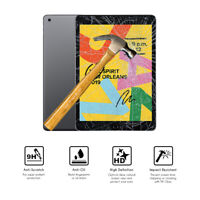 Protector de Cristal de Vidrio Templado tablet para Apple iPad 10.2 (2019)