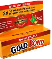 Gold Bond Maximum Strength Medicated Anti-Itch Cream -- 1 oz
