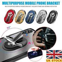 Multipurpose 360 Degree Car Universal Mobile Phone Bracket Phone Stand Holder*UK