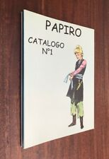 PAPIRO Catalogo # 1/3 - COMPLETA - 2000/2001
