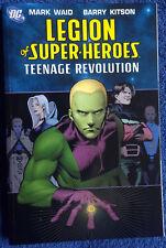 Legion of Super-Heroes: Teenage Revolution TPB 2005 First Printing - High Grade!