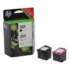 Original Genuine Black & Colour Ink Cartridges For HP Deskjet 1510 Printer