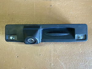 2012-18 FORD FOCUS REAR HATCH RELEASE HANDLE REVERSE BACKUP CAMERA OEM