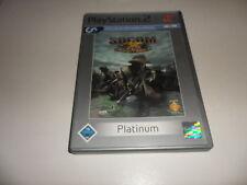 PlayStation 2   SOCOM U.S. Navy Seals (Platinum)