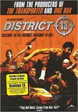 District 13 (Bilingual) New DVD