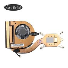 Lenovo ThinkPad X280 CPU Cooling Fan Heatsink Radiator Thermal 01LX665 01LX666