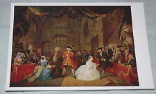 William Hogarth Art Postcard: The Beggar's Opera (Tate Gallery)