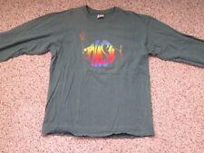 PHISH 1997 THE HOLIDAY SHOWS CONCERT TOUR SHIRT RAINBOW LONGSLEEVE