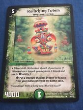 Duel Masters Rollicking Totem 48/55 NM/M