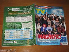 TV SORRISI E CANZONI=2012/8=GIANNI MORANDI=FESTIVAL SANREMO=TESTI CANZONI=