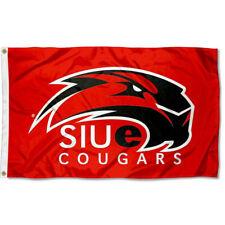 Southern Illinois Edwardsville Cougars Flag Large 3x5