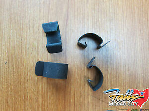 1986-2019 Chrysler Dodge Jeep Ram Air Cleaner Intake Box Clip Set of 4 Mopar OEM
