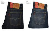 LEVI'S Mens 510 Skinny Stretch Denim Jeans W32-36 L29-34 RRP £85