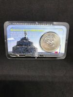 MONGOLIAN SILVER 1000 TOGROG ONE OZ 2002 31.06 GRAMS 39MM UNCIRCULATED