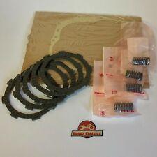 Honda TL125S Clutch Kit. Friction Plates Springs Gasket. MIS711