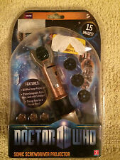 Doctor Who Cacciavite Sonico Proiettore-Nuovo con Scatola