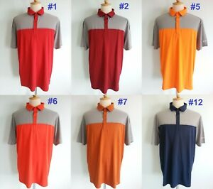 4886 NEW Columbia Men's Omni-Wick Front Nine Polo Two Tone Golf Shirt Top XL 2XL