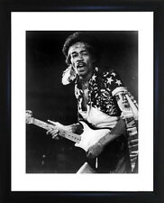 Jimi Hendrix Framed Photo CP0231