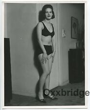 Mega Sexy Wholesome All American Girl 8x10 Original 1960 Nude Pinup Photo 1571
