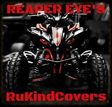 YAMAHA RAPTOR REAPER Head Light Covers ALL YEARS set of 2  MUST SEE ! MUST HAVE