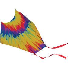 5 Tie Dye Mini Sled Kites - Winder & String Special Party Pack..29....PR 17234
