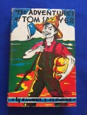 THE ADVENTURES OF TOM SAWYER - 1ST PHOTOPLAY EDITION WITH WRAP-AROUND BAND