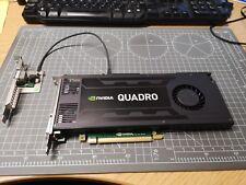PNY NVIDIA Quadro K4200 4GB GDDR5 PCI-E 2.0 x16 Video Card