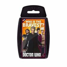 Top Trumps Dr Who 9