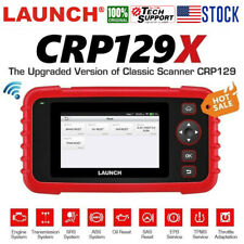2020 New LAUNCH X431 Auto ABS SRS Engine Diagnostic Scanner Vehicle Code Reader