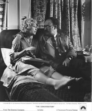 The Conversation original 8x10 photo 1974 Gene Hackman Teri Garr on bed w.snipe