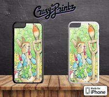 Peter Rabbit Cute Rabbit CoolHard Case Cover fits all iPhone Models D22