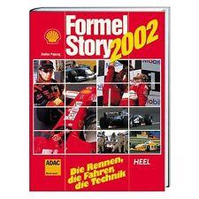 Formel Story 2002 -Jahrbuch Formel 1Motorsport: -Verlagsneu eingeschweißt-