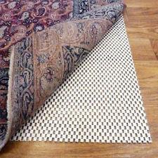 Non Slip Rug Gripper Anti Slip Underlay Mat Pad 110x160cm for All Hard Floor