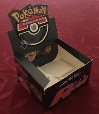 Pokemon Team Rocket Booster Display Box - EMPTY