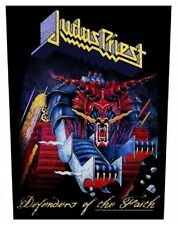 JUDAS PRIEST - Rückenaufnäher Backpatch Defenders of the faith
