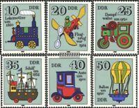 DDR 2566-2571 (kompl.Ausgabe) postfrisch 1980 Spielzeug