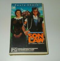Son In Law VHS PAL Pauley Shore