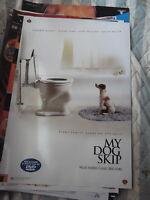 MY DOG SKIP  1 SHEET AUST DVD VERSION MOVIE POSTER
