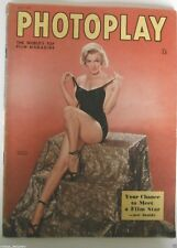 Marilyn Monroe Photoplay 1955 July Magazine UK British Rare Sexy PINUP Cover