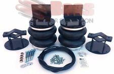 Dodge RAM 1500 2002 to 2008 BOSS Bag Air Suspension Leaf Load Assist Kit LA32