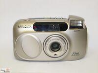 Minolta Weitwinkel-Zoom Streetfotografie Riva Zoom 75W Objektiv 28-70 mm