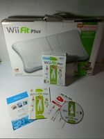Nintendo Wii Fit Plus Game, with Balance Board TESTED, Working, NICE