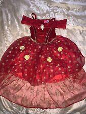 Girls Belle Dress 3-4