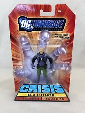 DC Universe Infinite Heroes Crisis Lex Luthor Figure 38 Series 1 Mattel 2008