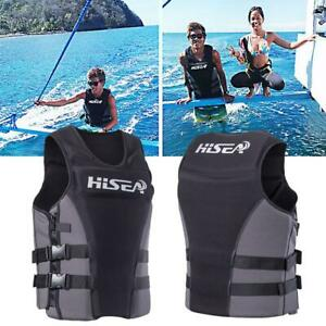 Life Jacket Drifting Swimming Boating Ski Preservers Vest