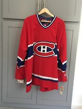 NWT Rare Montreal Canadiens #9 Richards CCM Jersey RED 2XL NHL ICE Hockey
