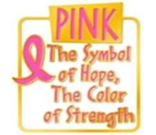 Hope Color of Strength Gold Plated New Breast Cancer Lapel Pin Tac Symbol Of