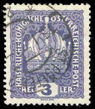 Scott # 145 - 1916 - ' Austrian Crown '